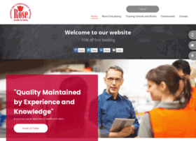 Rosetrainer.co.uk thumbnail