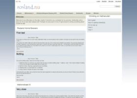 Rosland.nu thumbnail