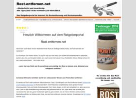 Rost-entfernen.net thumbnail