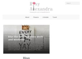 Rosyalexandra.com thumbnail
