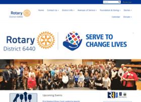 Rotary6440.org thumbnail