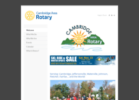 Rotarycambridge.org thumbnail