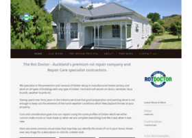Rotdoctor.co.nz thumbnail