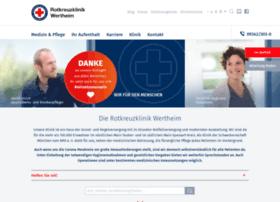 Rotkreuzklinik-wertheim.de thumbnail