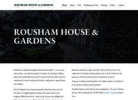 Rousham.org thumbnail