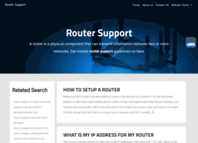 Router-support.co thumbnail