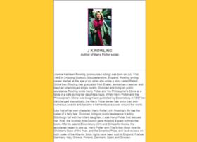Rowling.info thumbnail
