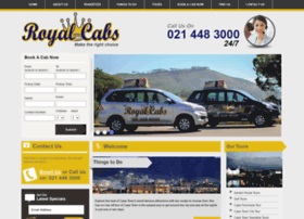 Royal-cabs.co.za thumbnail