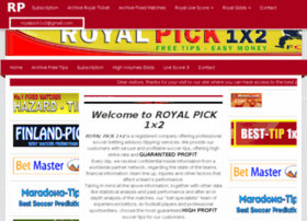 Royal.pick1x2.com thumbnail
