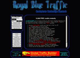 Royalbluetraffic.us thumbnail