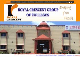 Royalcrescentgroup.org thumbnail