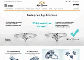 Royaldiamonds.co.uk thumbnail