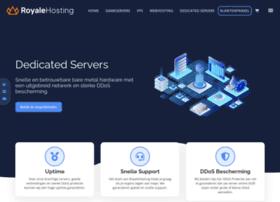 Royalehosting.be thumbnail