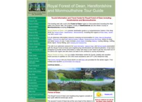 Royalforestofdean.info thumbnail