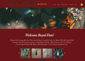Royalgems.store thumbnail