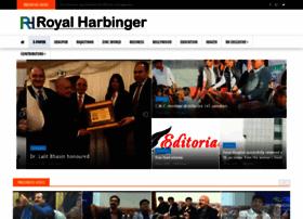 Royalharbinger.com thumbnail
