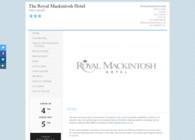 Royalmackintosh.co.uk thumbnail