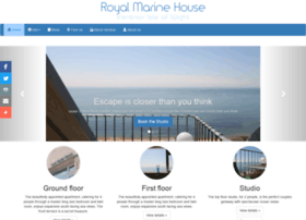 Royalmarinehouse.co.uk thumbnail