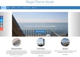 Royalmarinehouse.co.uk thumbnail