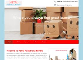 Royalpackersandmovers.in thumbnail