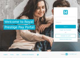 Royalprestige.paylution.com thumbnail