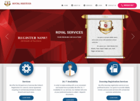 Royalservices.online thumbnail