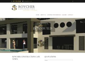 Roycher.co.za thumbnail