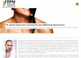 Rpm-pigmentierung.de thumbnail
