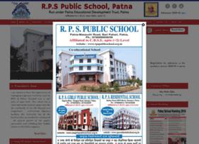 Rpspublicschool.org thumbnail