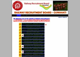 Rrbguwahati.gov.in thumbnail
