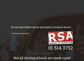 Rsadrivingschool.ie thumbnail