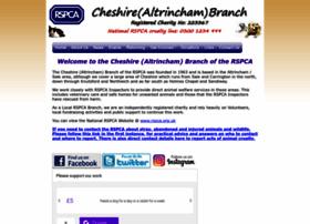Rspca-altrincham-cheshire.org.uk thumbnail