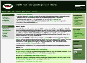 Rtems.org thumbnail