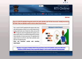 Rtionline.gov.in thumbnail