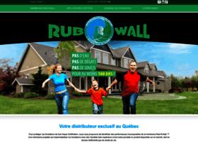 Rub-r-wall.ca thumbnail