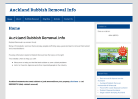 Rubbishremovalauckland.co.nz thumbnail
