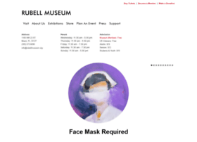 Rubellmuseum.org thumbnail