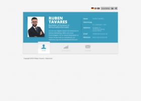Rubentavares.de thumbnail
