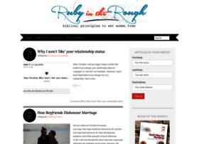 Rubyintherough.co.uk thumbnail