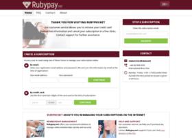 Rubypay.net thumbnail
