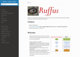 Ruffus.org.uk thumbnail