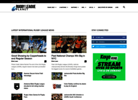 Rugbyleagueplanet.com thumbnail