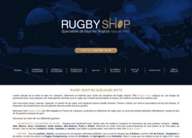 Rugbyshop.fr thumbnail