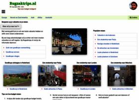 Rugzaktrips.nl thumbnail