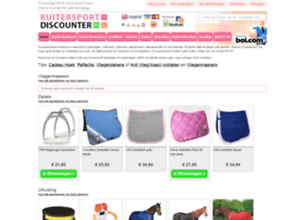 Ruitersport-discounter.nl thumbnail