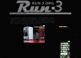 Run-3.org thumbnail