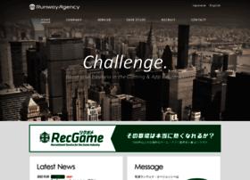 Runwayagency.co.jp thumbnail