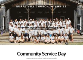 Ruralhill.org thumbnail
