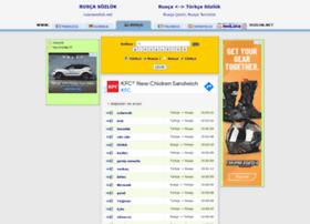 Ruscasozluk.net thumbnail