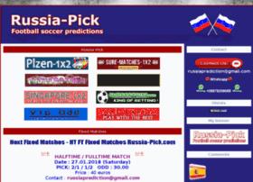 Russia-pick.com thumbnail